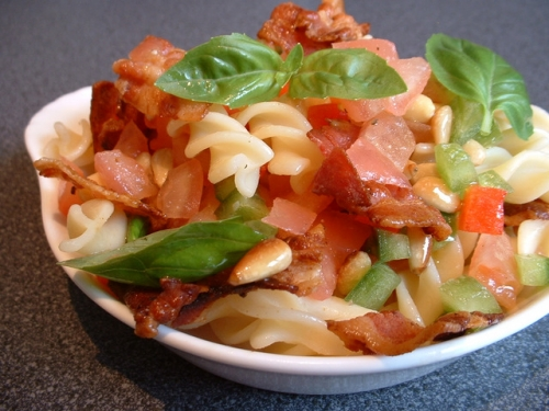 Easy Pasta Salad